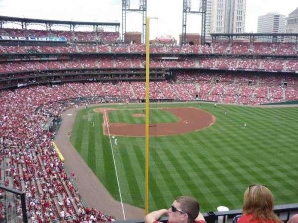 Busch Stadium, section: 128, row: 4, seat: 1