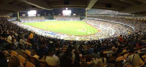 Dodger Stadium, section: 115LG, row: T, seat: 4