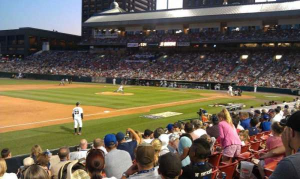 Coca-Cola Field, section: 115, row: K, seat: 24