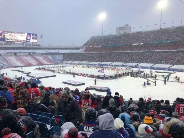 Highmark Stadium, section: 123, row: 38, seat: 15