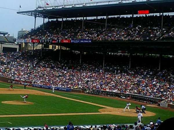 Wrigley Field, section: 211, row: 7, seat: 10