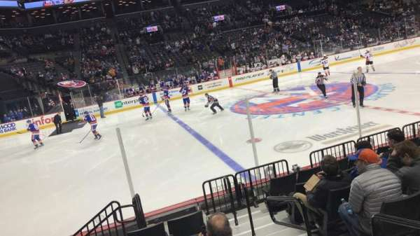 Barclays Center, section: 26, row: 10, seat: 2