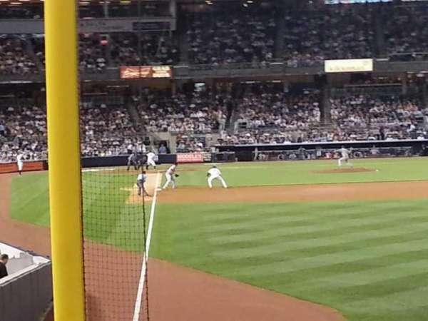 Yankee Stadium, section: 107, row: 19, seat: 5