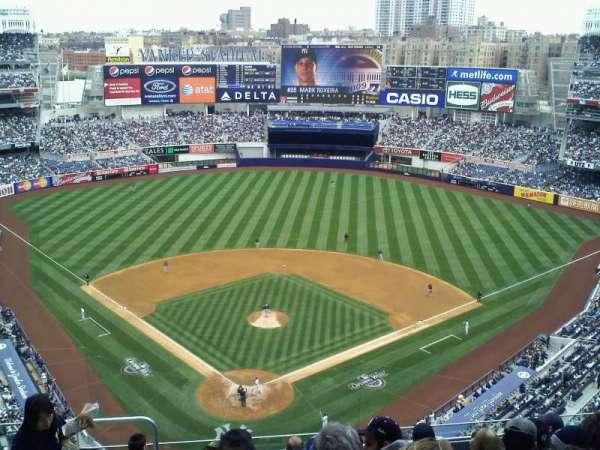 Yankee Stadium, section: 420b, row: 5, seat: 7