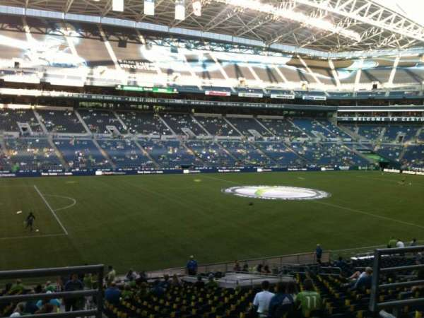 CenturyLink Field, section: 239, row: C, seat: 1