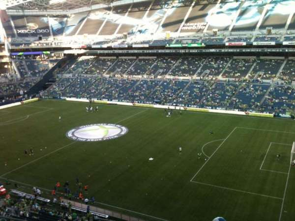 CenturyLink Field, section: 330, row: E, seat: 20