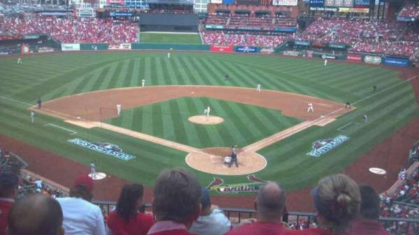 Busch Stadium, section: 251, row: 5, seat: 5