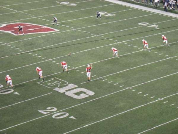 Camp Randall Stadium, section: AA, row: 11, seat: 7