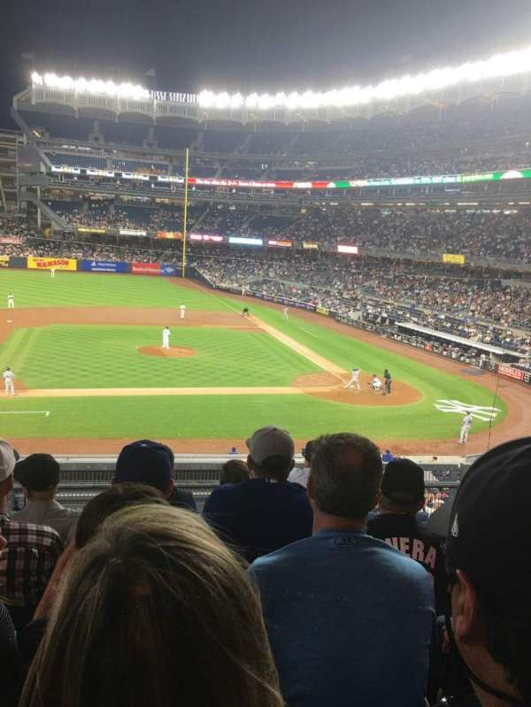 Yankee Stadium, section: 224, row: 5, seat: 13