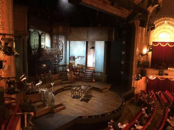 Walter Kerr Theatre, section: BOX B, seat: 6