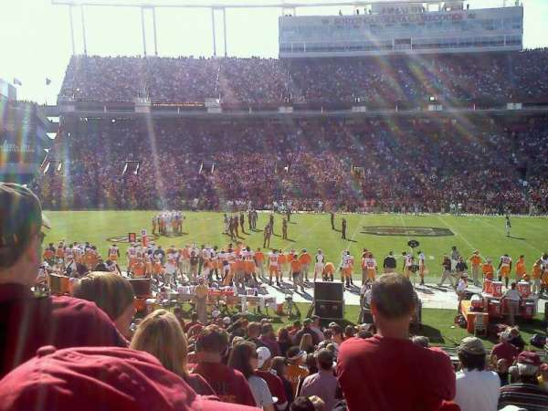 Williams-Brice Stadium, section: 21