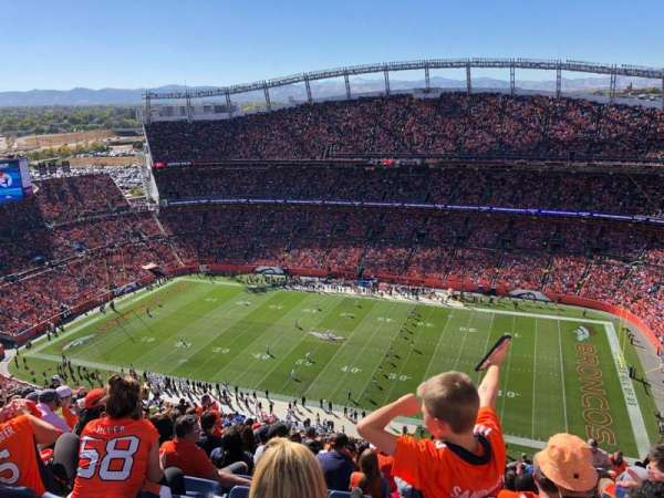Empower Field at Mile High Stadium, section: 531, row: 31, seat: 10
