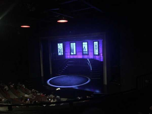 Barrington Stage Company, section: Mezzanine, row: CC, seat: 18