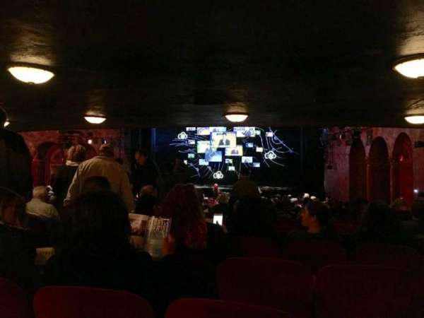 August Wilson Theatre, section: Orchestra, row: Y, seat: 8