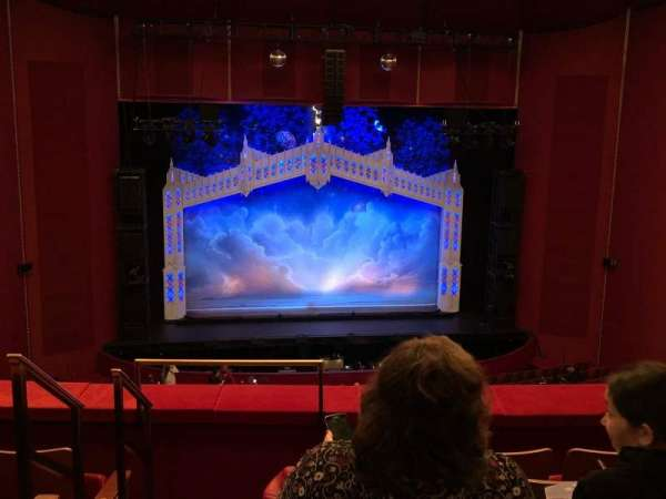 The Kennedy Center Opera House, section: Tier 1 C, row: E, seat: 216