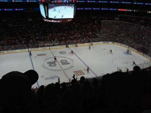 Wells Fargo Center, section: 224, row: 7, seat: 6