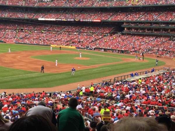 Busch Stadium, section: 162, row: 27, seat: 13