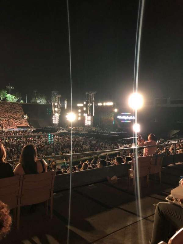 Rose Bowl, section: 17-H, row: 31, seat: 101