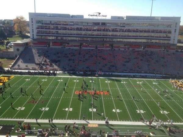 Maryland Stadium, section: 306, row: R, seat: 12