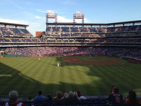 Citizens Bank Park, section: 244, row: 9, seat: 7