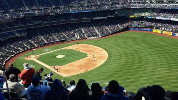 Citi Field, section: 501, row: 13, seat: 6