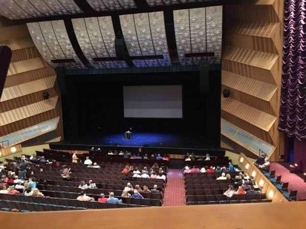 The Kentucky Center, section: Mezz, row: A, seat: 101