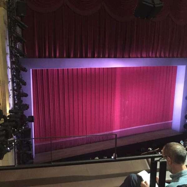 Samuel J. Friedman Theatre, section: Mezz, row: A, seat: 1