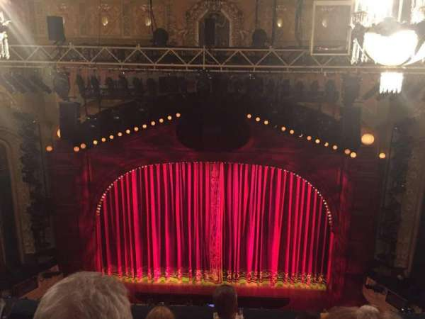 Shubert Theatre, section: Balcony R, row: E, seat: 106