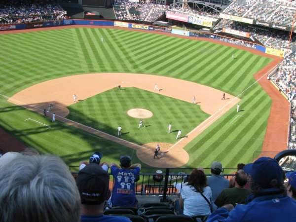 Citi Field, section: 516, row: 7, seat: 7