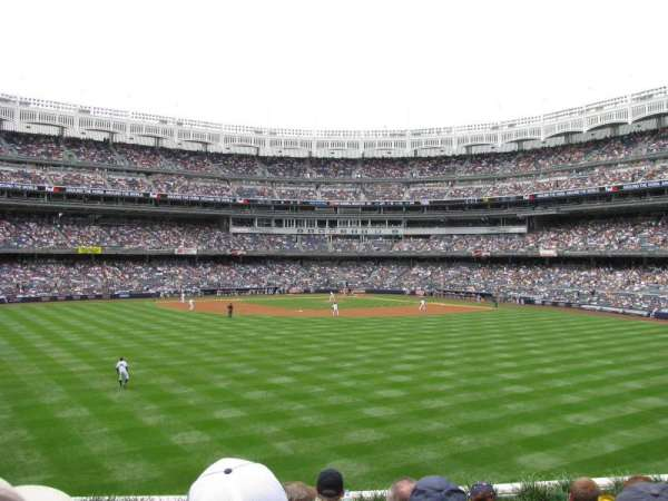 Yankee Stadium, section: 239, row: 7, seat: 9