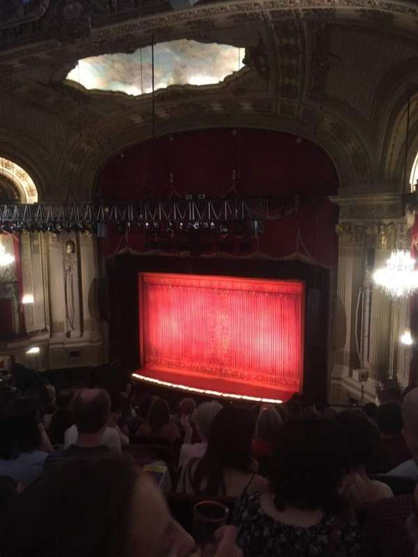 Citizens Bank Opera House, section: RMezx, row: L, seat: 22