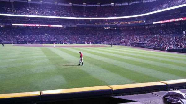 Turner Field, section: 140, row: 14, seat: 7