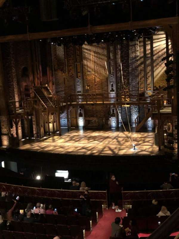 Academy of Music, section: Balcony Box 31, row: 1, seat: 1