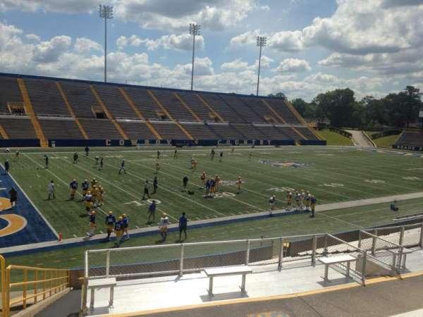 Cowboy Stadium, section: P, row: 25, seat: 18