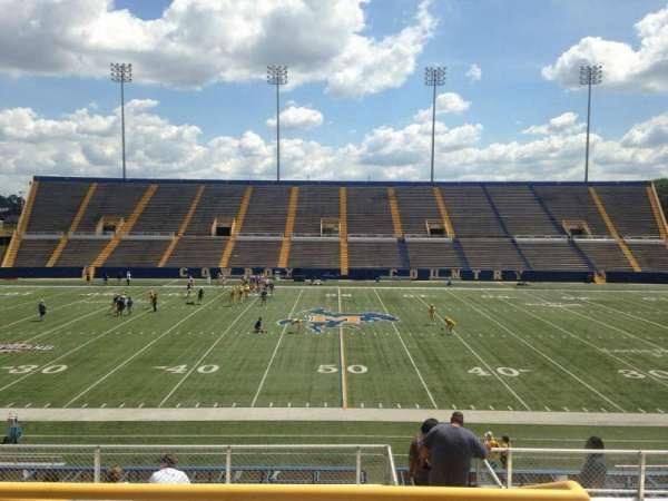 Cowboy Stadium, section: M, row: 26, seat: 1