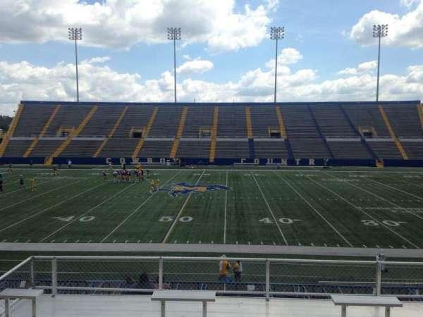 Cowboy Stadium, section: L, row: 23, seat: 11