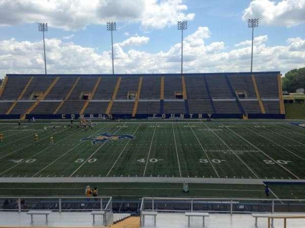 Cowboy Stadium, section: K, row: 31, seat: 15