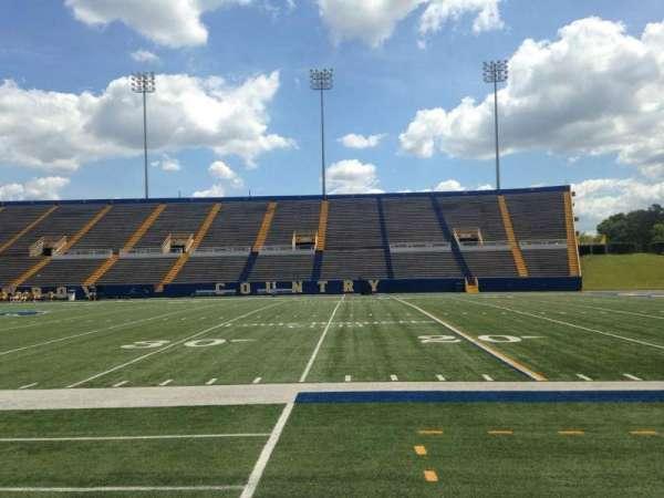 Cowboy Stadium, section: J, row: 2, seat: 8