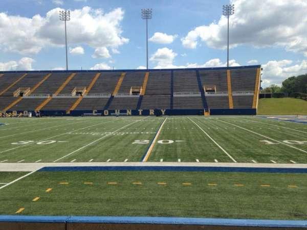 Cowboy Stadium, section: I, row: 5, seat: 17