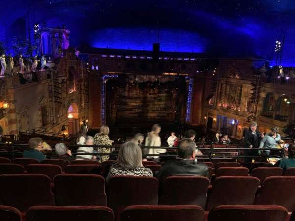 Saenger Theatre (New Orleans), section: Balcony L, row: P, seat: 15