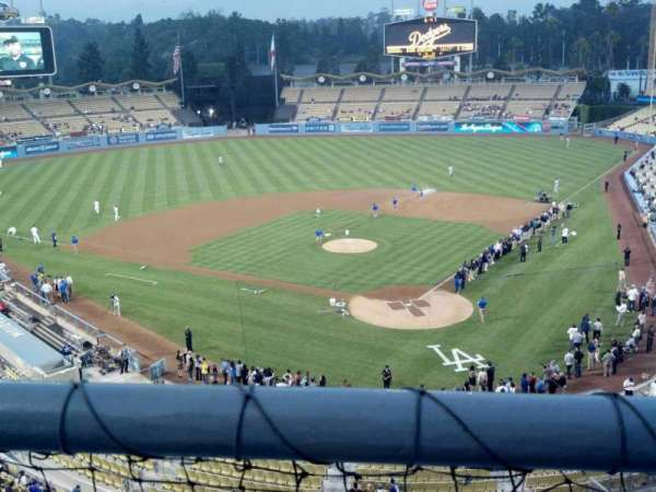 Dodger Stadium, section: 5RS, row: A, seat: 1