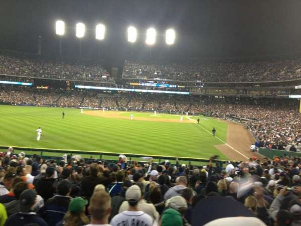 Comerica Park, section: 147, row: S, seat: 7