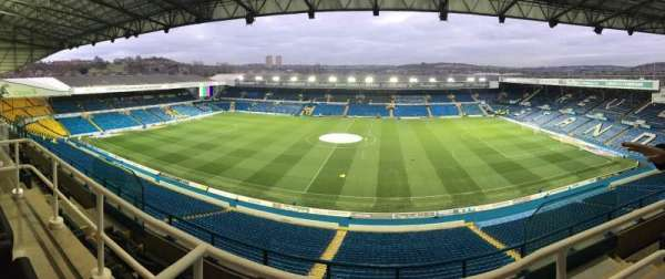 Elland Road, section: East Stand Hospitality, row: Directors Box