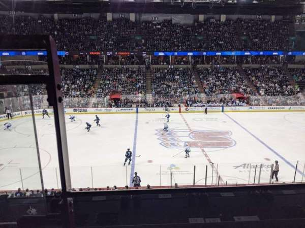 Spokane Arena, section: 204, row: A, seat: 28