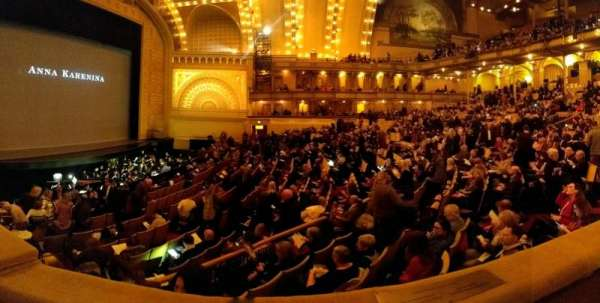 Auditorium Theatre, section: LBXL3, row: 1, seat: 1-2