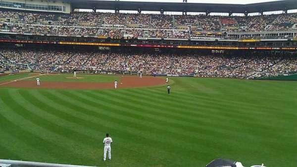 PNC Park, section: 143, row: b, seat: 2