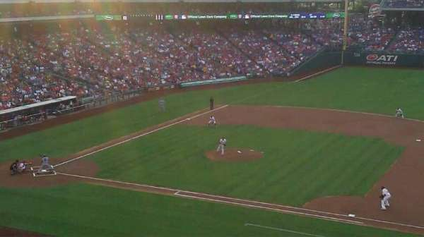 Citizens Bank Park, section: 214, row: 3, seat: 6