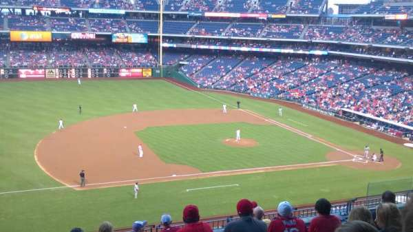 Citizens Bank Park, section: 230, row: 9, seat: 13