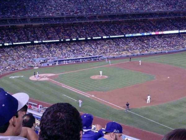 Dodger Stadium, section: 36RS, row: D, seat: 14
