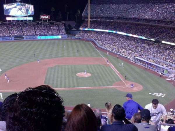 Dodger Stadium, section: 15RS, row: K, seat: 2
